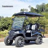 廣州莊園訂制版電動高爾夫球車休閒觀光車