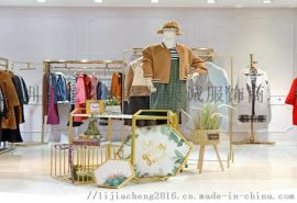 古诺尔广州品牌折扣女装2020春款淘宝快手直播货源
