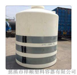 6吨塑料水塔,农田灌溉水箱,水厂清洁塑料水箱