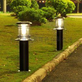 草坪燈 石家莊新樂市天光燈具草坪燈 古典草坪燈