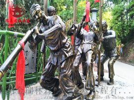 遂宁景观雕塑厂,泥塑人物动物雕塑生产厂家