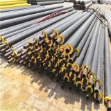 撫順 鑫龍日升 塑套鋼聚氨酯發泡保溫管DN125/133熱力管網