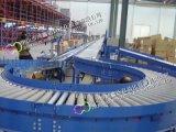 广州电商仓储滚筒线,O型滚筒线,顺德电动伸缩滚筒线