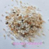 供应石英砂颗粒 水处理石英砂 滤料草坪填充石英砂