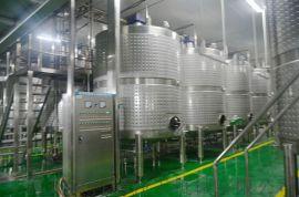 中小型果醋灌装生产设备|果醋酿醋设备|科信饮料设备厂