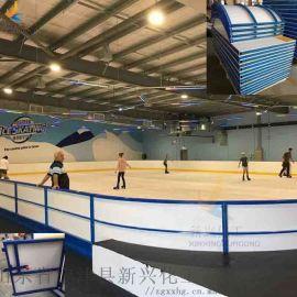 厂家定做冰球场围栏防撞冰球场围栏界墙