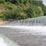 气盾坝生产厂家对气动盾形闸门结构及组成部分简要分析