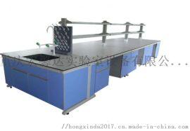 实验室钢木边台、中央台、仪器台