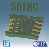 micro sim8PIN镀金抽拉式SIM卡座