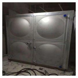 消防玻璃钢水箱厂家 冷水江屋顶混合水箱