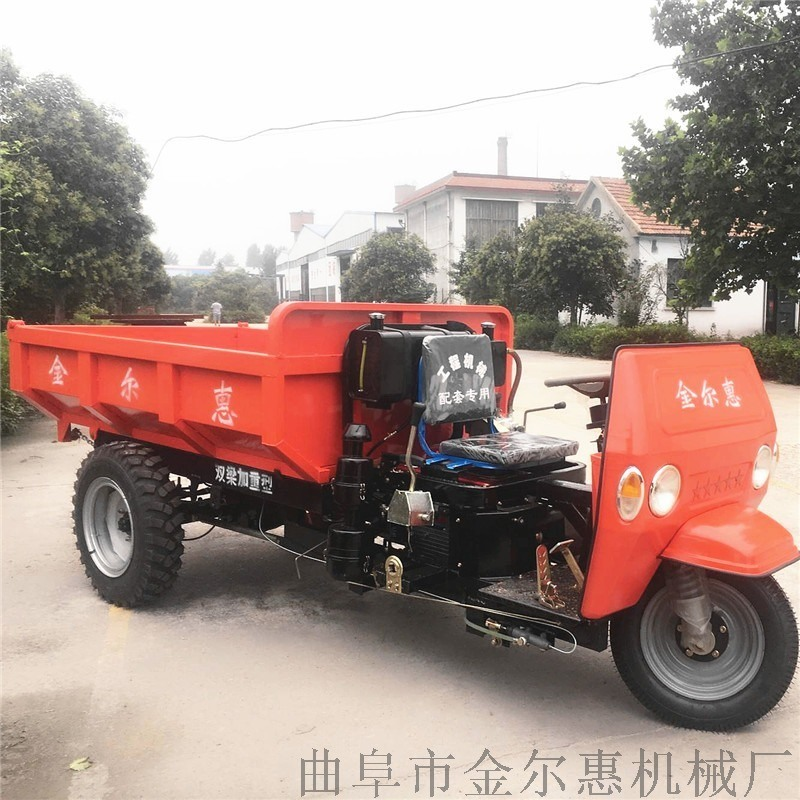 22马力功率工程车/加重型柴油机动工程车