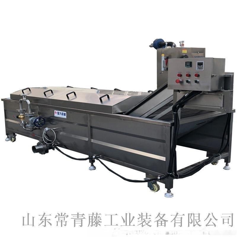 花菜清洗漂烫机 豆制品巴氏灭菌机