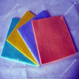 供应水刺无纺生产厂家 定做带色水刺布
