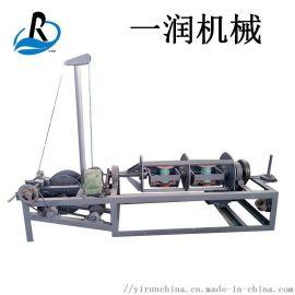 供应分体式电化铝制股合绳机,烫金绳三股合绳机