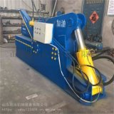 鳄鱼口金属剪断机 大型槽钢剪切机厂家