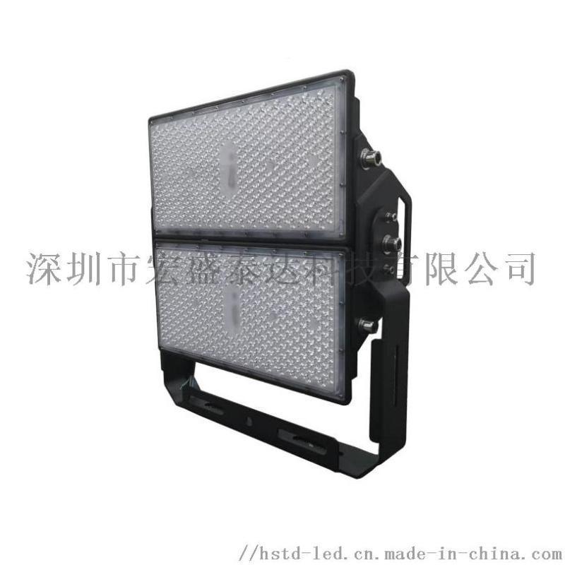 新款模组LED高杆灯LED投光灯400W