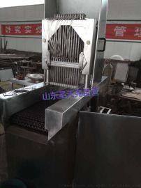 全自动不锈钢食品机械变频真空滚揉机斩拌机烟熏炉