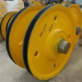 加工定制定滑轮组 双梁吊钩轧制滑轮组型号齐全