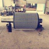 长运距胶带机铸焊陶瓷传动滚筒 现场修复陶瓷传动滚筒