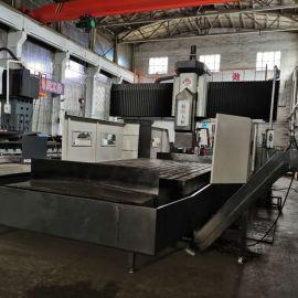 龙门加工中心数控龙门铣床厂家销售8米设备