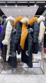 品牌大码女装尾货/设计谷冬季韩版女装
