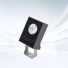 户外防水投光灯方形投光灯窄角度投射灯小角度投光灯