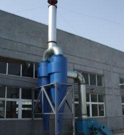 旋风除尘器设备厂家、XD-II型多管旋风除尘器