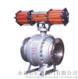 Q647F固定气动球阀