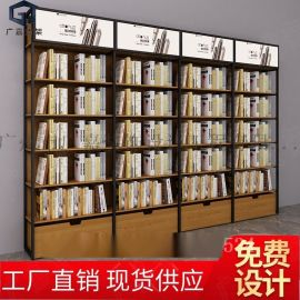 书店文具店货架 晨光得力文具展示货柜