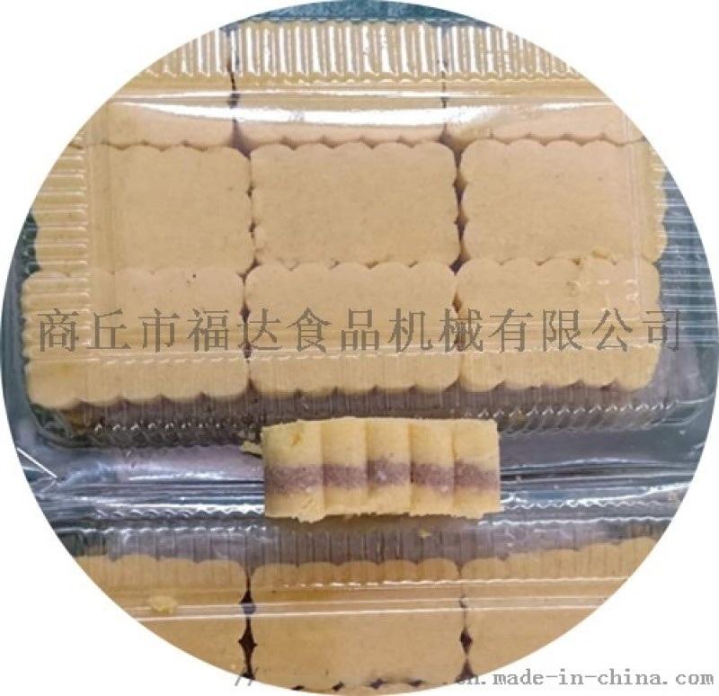 湖南漳州米饼成型机 全自动绿豆糕机 厚薄可调