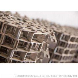 食品专用不锈钢长城网带 顺发 厂家定制