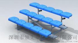 体育场移动式看台 移动式看台座椅 移动式活动看台