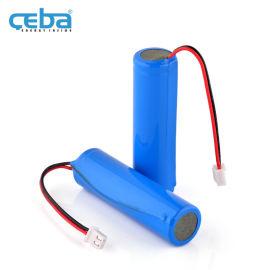 带线18650锂电池组3.7V锂离子电池组OEM