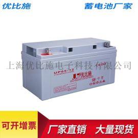 优比施12V-65AH蓄电池