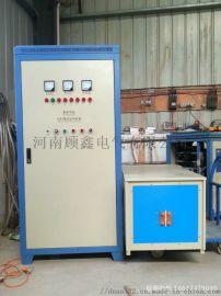聊城铁塔钢板折弯设备顾鑫高频透热成型设备来厂考察吧