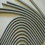 304不鏽鋼雙扣國標加厚金屬軟管  3/4規格直髮