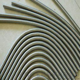 304不锈钢双扣国标加厚金属软管  3/4规格直发