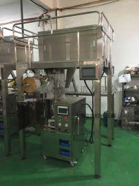 内外袋茶叶自动包装机 组合花茶电子称机包装机
