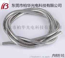 【柏华光电】激光器金属铠装管金属软管线缆保护管