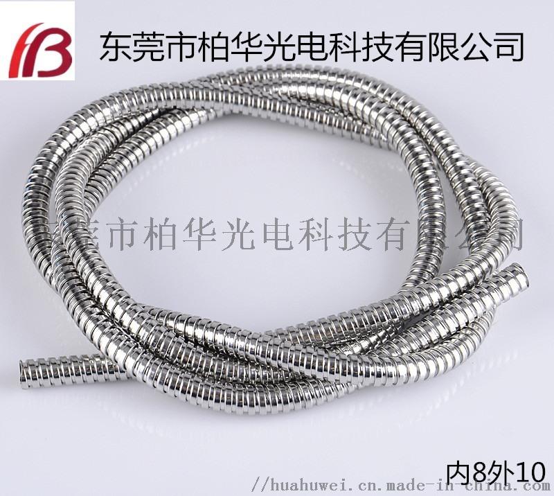 【柏華光電】鐳射器金屬鎧裝管金屬軟管線纜保護管