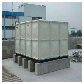 方形消防水箱 泽润 给水系统水箱 不锈钢水箱