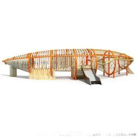 安徽不鏽鋼滑梯 黃山景區戶外組合滑梯 廠家直銷