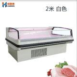超市制冷生肉保鲜柜生鲜冷柜
