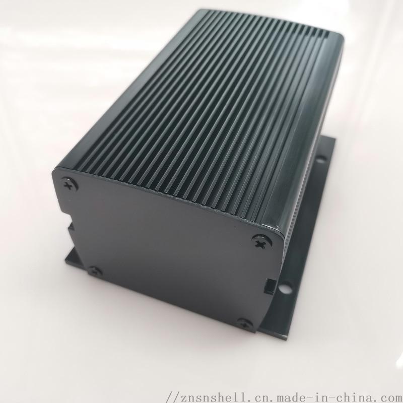 94*75*150电源盒外壳铝型材散热壳体控制器功放盒子机箱加工8013