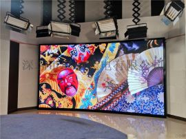 碧桂园展厅高清LED显示屏,售楼部P2.5全彩屏