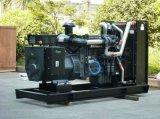 上柴200kw柴油发电机组 配置无锡特斯拉电机