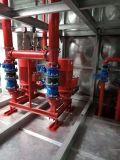 地埋式箱泵一体化恒压给水设备安装流程