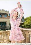 艾利歐2020春夏新款套頭中長款裙子  價女裝貨源