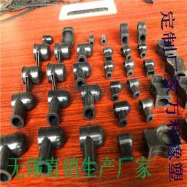 耐寒橡胶护套 橡胶绝缘胶套 优质厂家