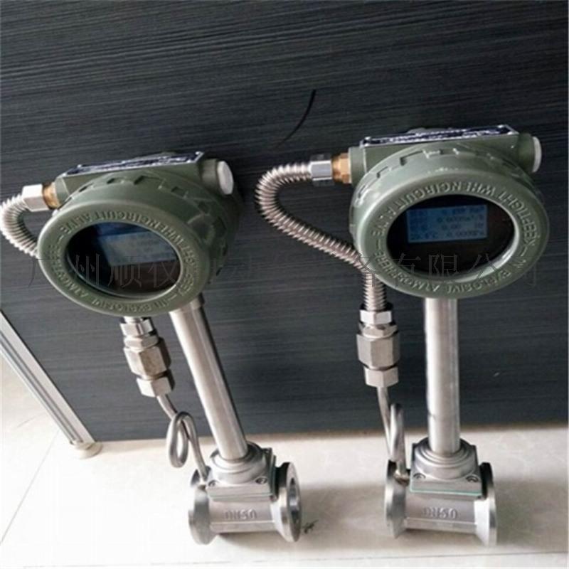 自动化涡街蒸汽流量计 应用与安装